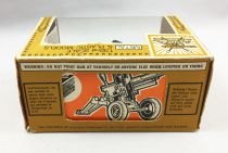 Britains Deetail - WW2 - Anglais - Canon Obusier 105mm Pack Howitzer Neuf boite (réf 9724)