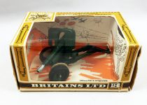 Britains Deetail - WW2 - British - 105mm Pack Howitzer Mint in box (ref 9724