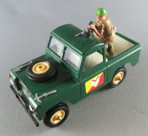 Britains Deetail - WW2 - English - Vehicle Military Land Rover (Ref 9782)