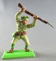 Britains Deetail - WW2 - Japanese - Fighting with bayonet