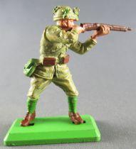 Britains Deetail - WW2 - Japanese - Standing firing rifle