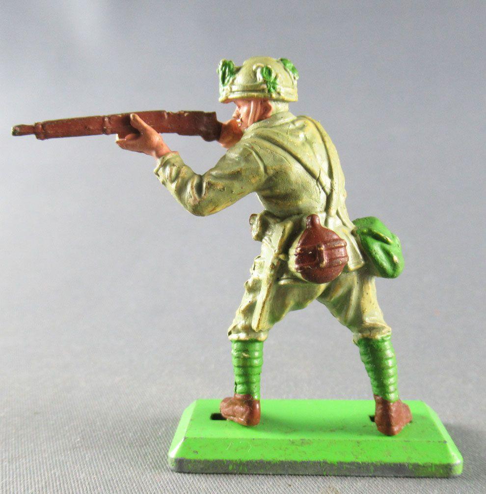 Britains Deetail - WW2 - Japonais - Debout tireur au fusil