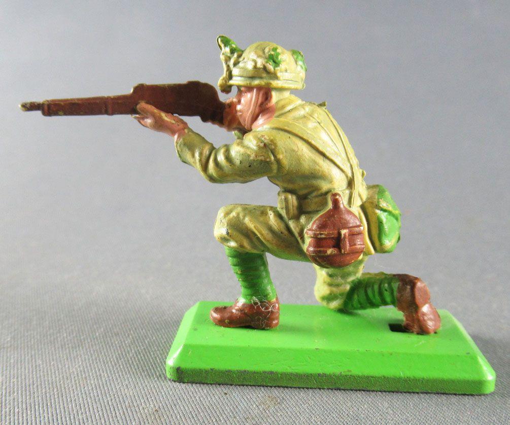 Britains Deetail - WW2 - Japonais - Tireur Fusil Genoux