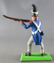 Britains Deetail Waterloo Francais garde impériale tireur debout