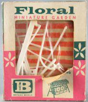 Britains Floral Jardin Balancelle Réf 2597 neuve en boite