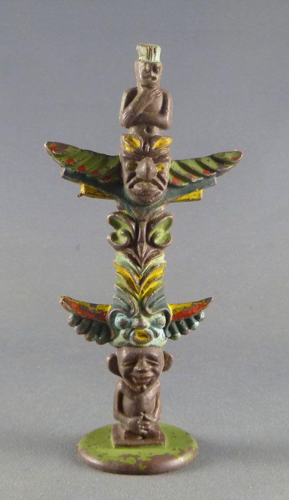 Britains Herald - Indian - Accessories Totem (ref 508)