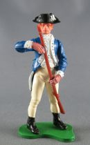 Britains Swoppets AWI American Footed Filling his Rifle