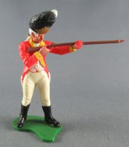 Britains Swoppets AWI British Footed Firing Rifle Standing