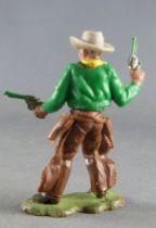 Britains Swoppets Cowboy Piéton Sheriff 2 révolver