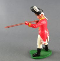 Britains Swoppets Guerre Indépendance Anglais Piéton Tireur Fusil Debout