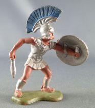 Britains Trojan shield advanced blue crest