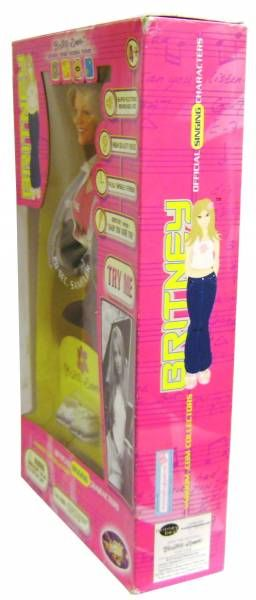Britney Spears Baby One More Time 12 Collectible Doll Yaboom 1999 Mint In Box