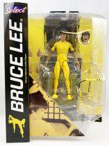 "Bruce Lee - \""Enter the Dragon\"" Yellow Jumpsuit - Diamond Select  figure"
