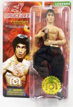 Bruce Lee (Legends) - MEGO - La Fureur de Vaincre - Figurine articulée 20cm