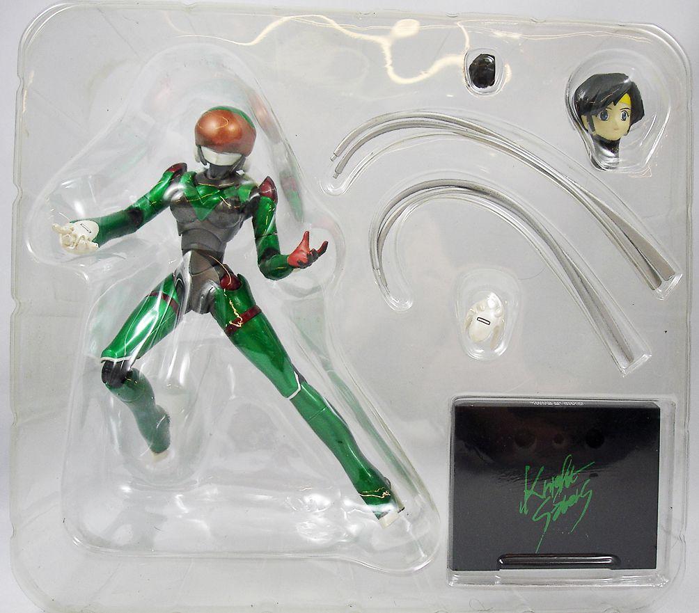 Bubblegum Crisis - Atelier-Sai - Linna New Hard Suit Action Figure (Scoope Chase Lisa ver.)