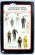 Buck Rogers - Killer Kane - Figurine Mego (neuve sous blister)