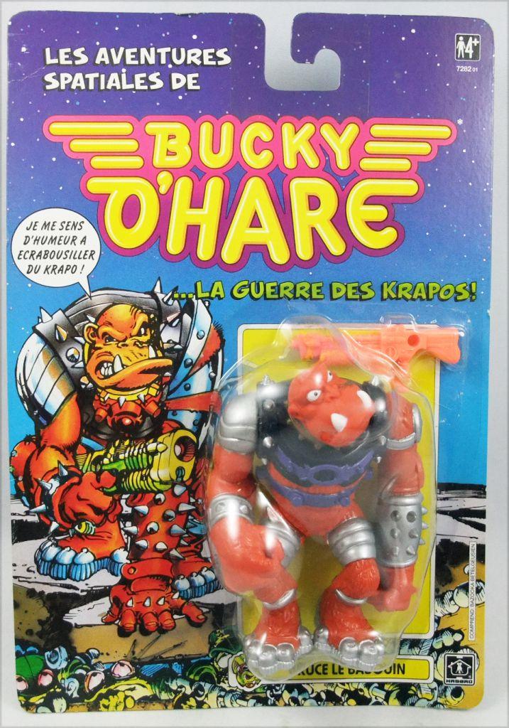 Bucky O\'Hare - Hasbro - Bruiser the Berserker Baboon / Bruce le Babouin