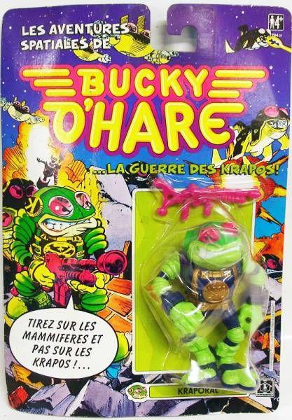 Bucky O\'Hare - Hasbro - Storm Toad Trooper