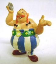 Bully 1990 - PVC Figure - Obelix