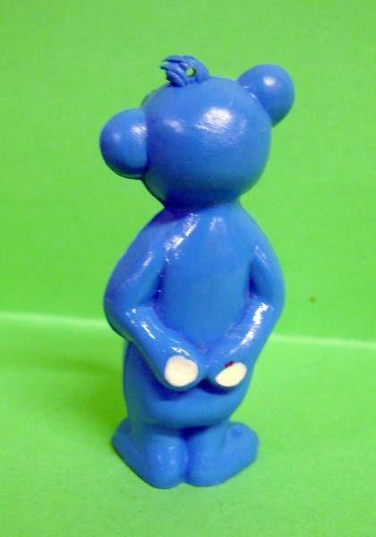 Butagaz - Blue Bear (JIM figure)