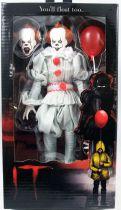 Ça : Il est Revenu (2017) - Grippesou le Clown Dansant - Figurine Retro 15cm NECA