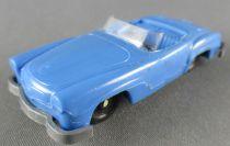 Cadum Pax Mercedes 190 SL Cabrio Bleu 1/64