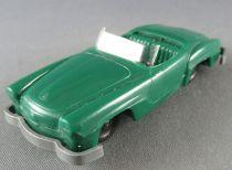Cadum Pax Mercedes 190 SL Green 1:64