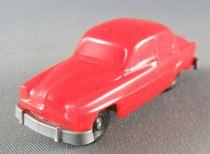 Cadum Pax Simca Aronde Rouge Ho 1/87