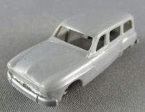 Cadum Renault Domaine Fregate Station Wagon Grey 1:87 Ho Oo