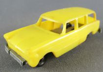 Cadum Simca Marly Station Wagon Yellow 1:87 Ho Oo
