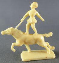 Café de Paris - Circus Series - Squire Standing on Horse