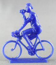 Café de Paris - Tour de France Series - Cyclist Drinking (blue)