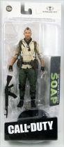 "Call of Duty - McFarlane Toys - Captain John MacTavish \""Soap\"" - 6\"" scale action-figure"