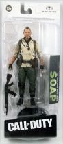 "Call of Duty - McFarlane Toys - Captain John MacTavish ""Soap\"" - Figurine articulée 16cm"
