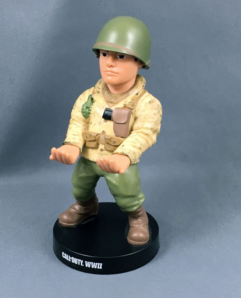 Call of Duty WWII - PVC Mini Statue Gamepad (or Phone) Holder
