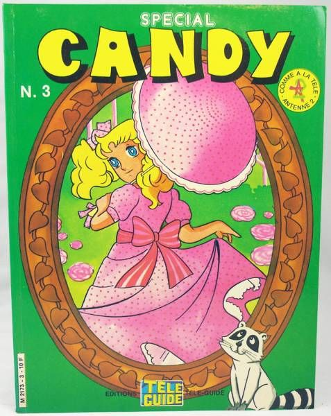 Candy - Editions Télé-Guide - Spécial Candy n°03