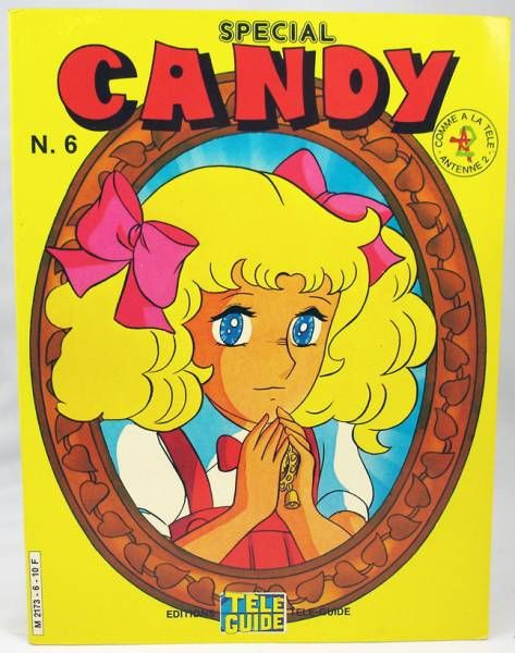 Candy - Editions Télé-Guide - Spécial Candy n°06
