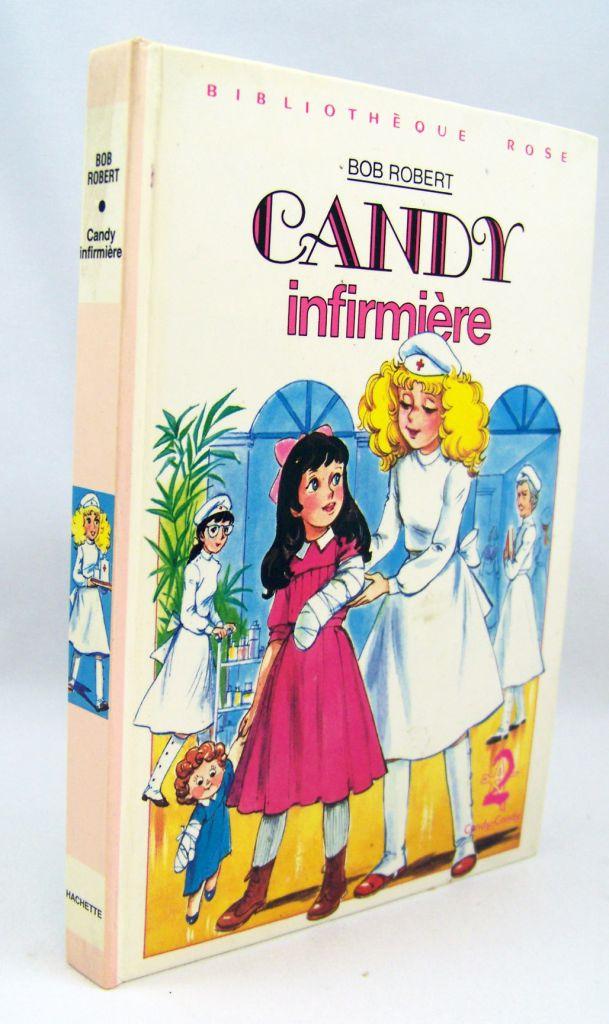Candy - Livre Bibliothèque Rose \'\'Candy infirmière\'\'