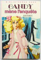 Candy - Livre Bibliothèque Rose \'\'Candy mène l\'enquête\'\'