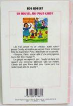 Candy - Livre Bibliothèque Rose \'\'Un nouvel ami pour Candy\'\'
