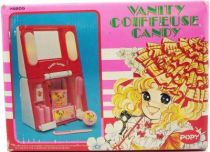 Candy - Popy - Vanity Coiffeuse