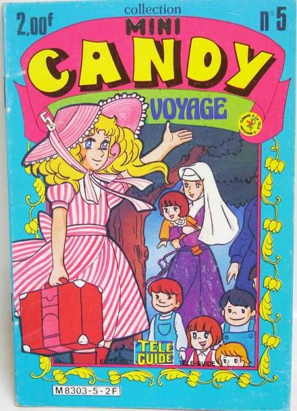Candy - Tele-Guide Editions - Mini Candy #5
