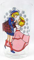 Candy - Verre à moutarde - Candy danse avec le Prince des Collines