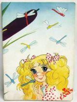 Candy Candy - Cahier d\'écolier - Candy et les libellules - Fabbri Felicità