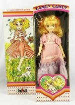 Candy Candy - Candy in pink ball gown doll - Polistil