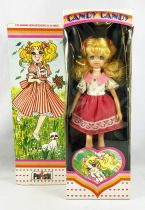 Candy Candy - Candy in summer gown doll - Polistil