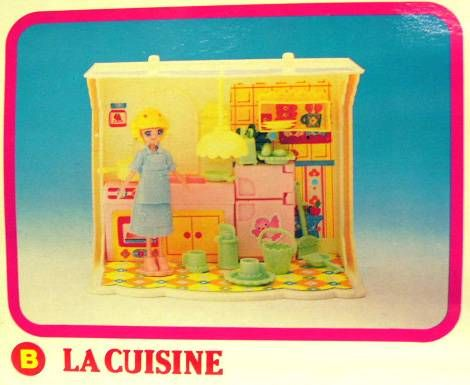 Candy-Candy - Candy\'s Realm - House with 3 floors - Mini Candy Popy