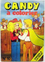 Candy Candy - Editions Télé-Guide - Album à colorier n°10