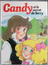 Candy Candy - G. P. Rouge et Or A2 Editions - Candy and the Terry\\\'s secrete