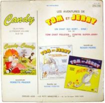 Candy Candy - Record-Book 45s - Candy heading for Mexico